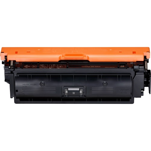 Premium Quality Yellow Toner Cartridge compatible with Canon 0454C001 (Cartridge 040)