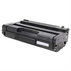 Premium Quality Black Toner compatible with Ricoh 402809
