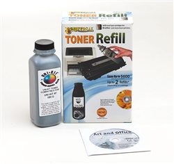 Premium Quality Black Inkjet Refill kit compatible with Universal Universal