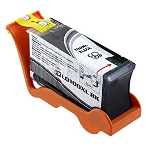 Premium Quality Black Ink Cartridge compatible with Lexmark 14N1068 (Lexmark #100XL)
