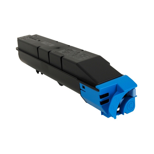 Premium Quality Cyan Toner Cartridge compatible with Copystar 1T02LCCCS0 (TK-8509C)