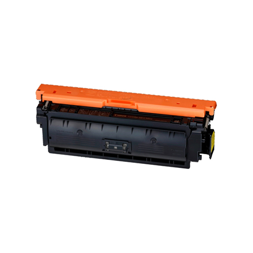Premium Quality Yellow High Capacity Toner Cartridge compatible with Canon 0455C001 (Cartridge 040H)