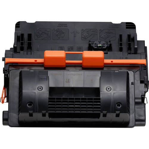 Premium Quality Black High Yield Toner Cartridge compatible with Canon 0288C001 (Canon 039H)